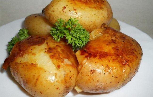 Блюдо из картофеля буквально тает во рту!