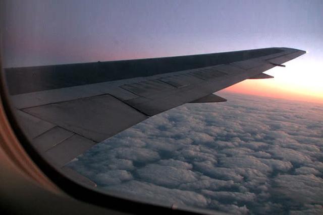 Неловкий случай с экраном на борту самолёта