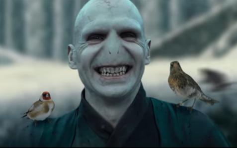 Красавица и Лорд Волдеморт