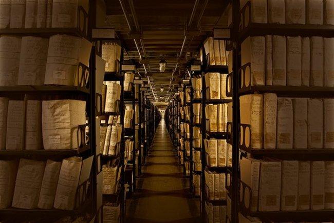 Архив Ватикана: крупнейшее вместилище тайн в мире
