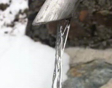 Течет или не течет?