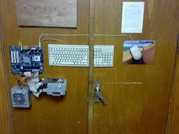 Человеческий фактор всегда губит изящные технологические решения.