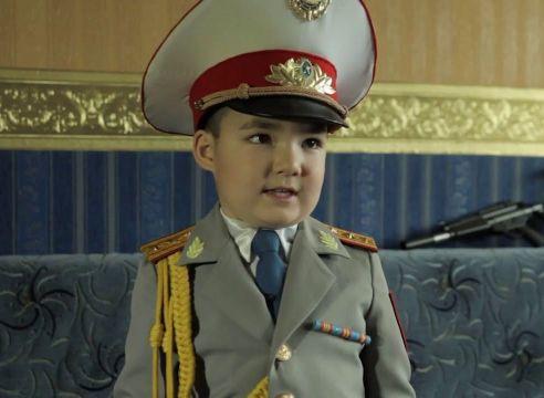 В Казахстане живет самый маленький генерал