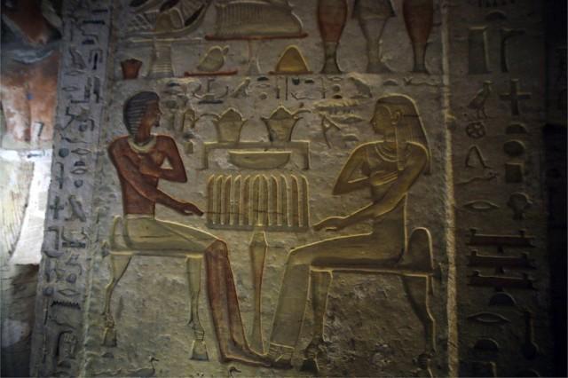 В Египте нашли 4400-летнюю нетронутую гробницу