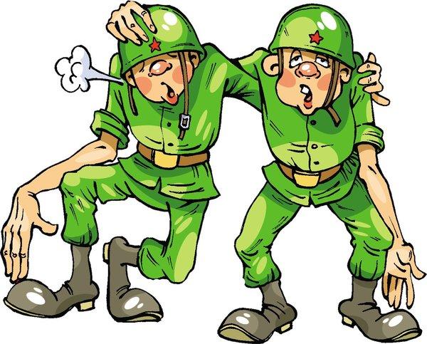 «Всю войну прошёл в пехоте, но такого мата в свой адрес не слышал». Как курсанты сдавали зачёт по топографии