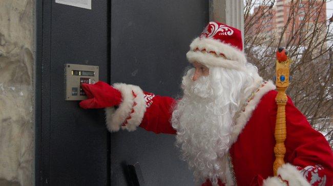 Как с Дедом Морозом случилось чудо