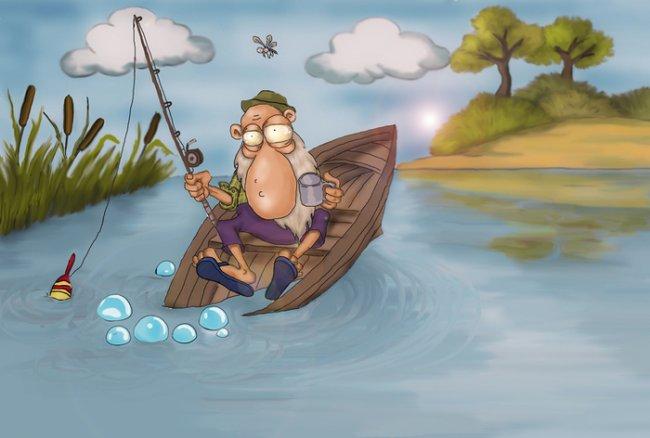 Незабываемая рыбалка!