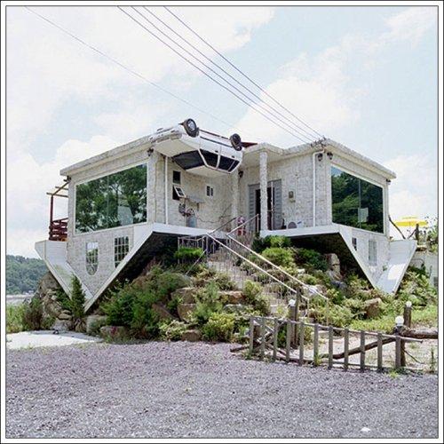 Необычные дома из разных уголков мира