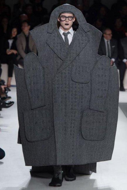 Мужская мода: прет-а-порте в психушке.