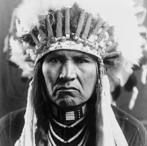 Старый индеец - мудрый индеец