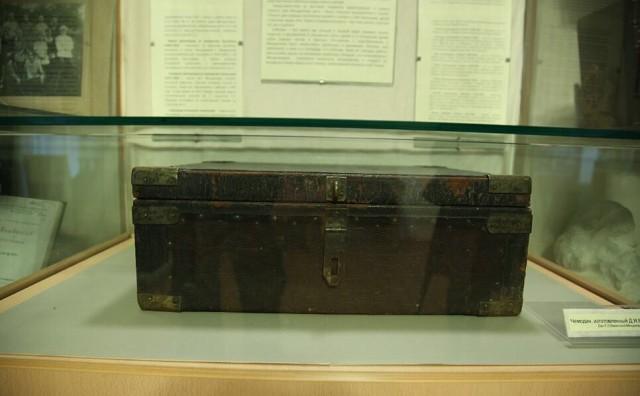 Известный чемоданных дел мастер Менделеев