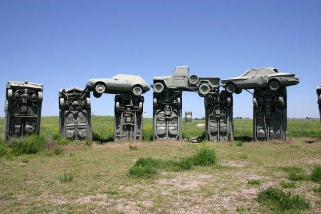 Топ-8 самых странных монументов в мире
