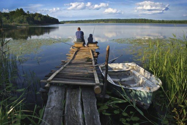 Хроники одной рыбалки