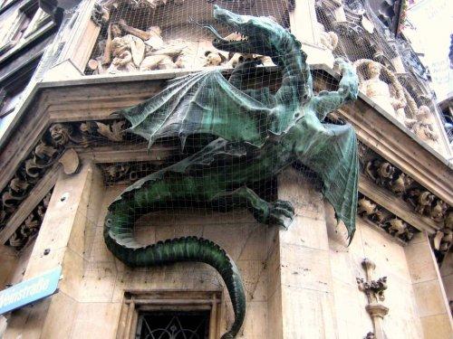 Где обитают драконы