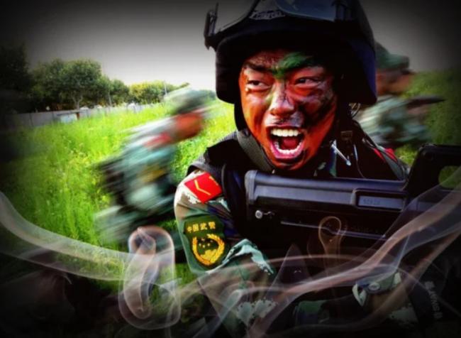 Русский, американский и китайский спецназ на международных соревнованиях: Спор - кто лучше